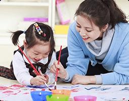 Khóa học cho bé từ 5 - 8 tuổi